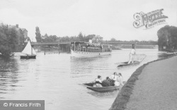 Caversham, Caversham Bridge 1917