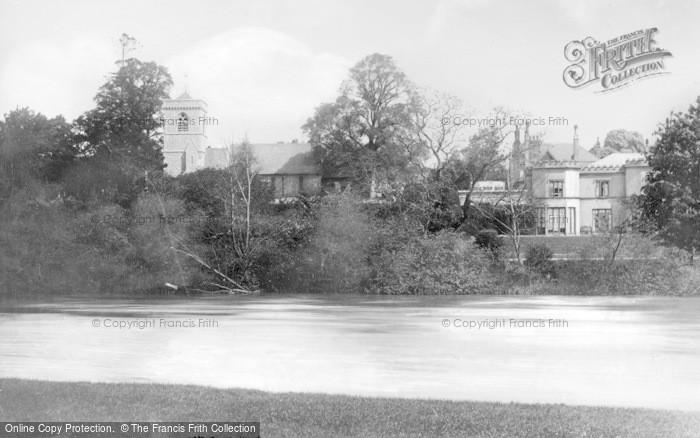 Photo of Caversham, Caversham Court c.1890