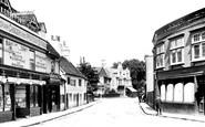 Caversham, Church Street 1908