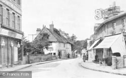 Caversham, Church Street c.1910