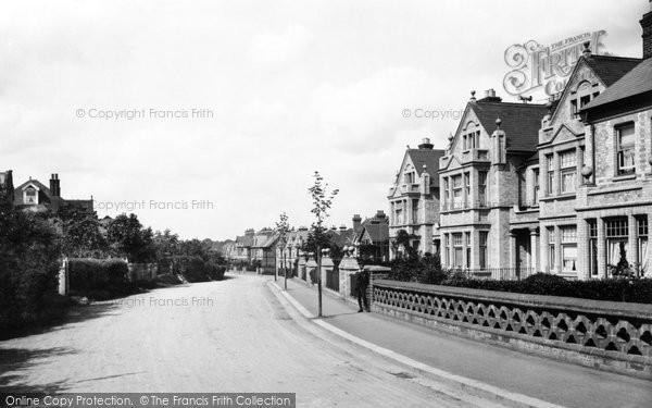 Photo of Caversham, Kidmore Road 1908