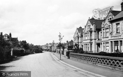 Caversham, Kidmore Road 1908