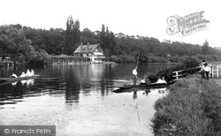 Caversham, On The Thames 1917