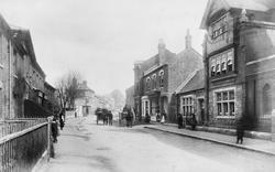 Caversham, Prospect Street 1887