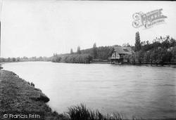 Caversham, Reach 1893