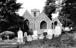 Caversham, St Peter's Church 1908