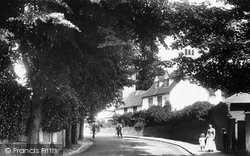 Caversham, St Peter's Hill 1908