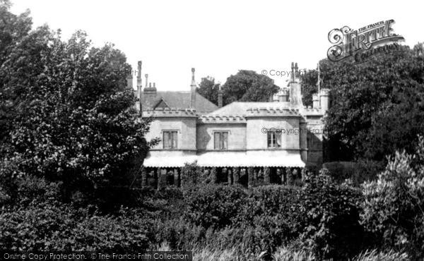 Photo of Caversham, The Rectory 1904