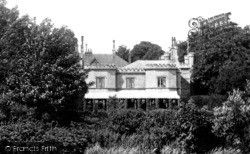 Caversham, The Rectory 1904