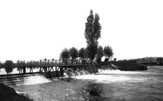 Caversham, the Weir 1890