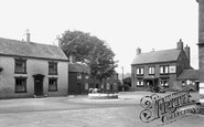Caverswall, the Square 1940