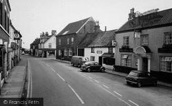 Cawood, Market Place c.1960