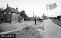 Sherburn Street c.1960, Cawood