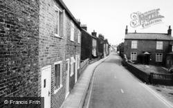 Cawood, Sherburn Street c.1960