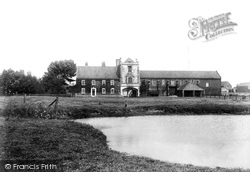 Cawood, The Castle 1903