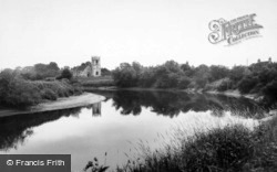 The River c.1955, Cawood