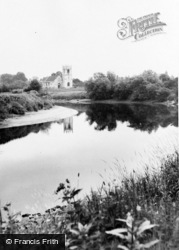 Cawood, The River c.1955