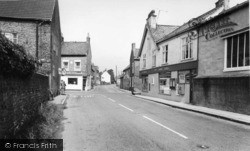 Cawood, Thorpe Lane c.1960