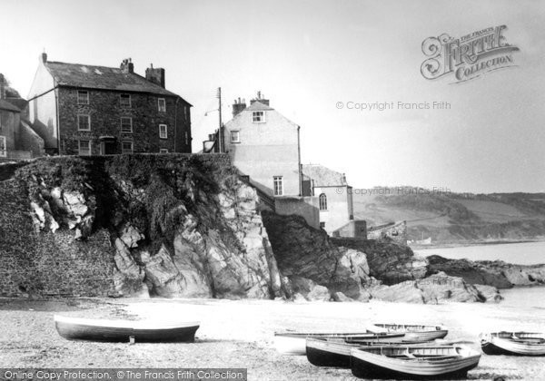 Photo of Cawsand, 1949