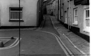Cawsand, Armada Road And Smugglers Inn c.1955