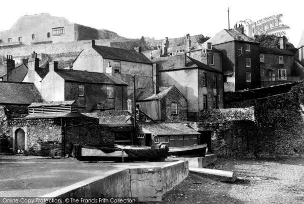 Photo of Cawsand, c.1950