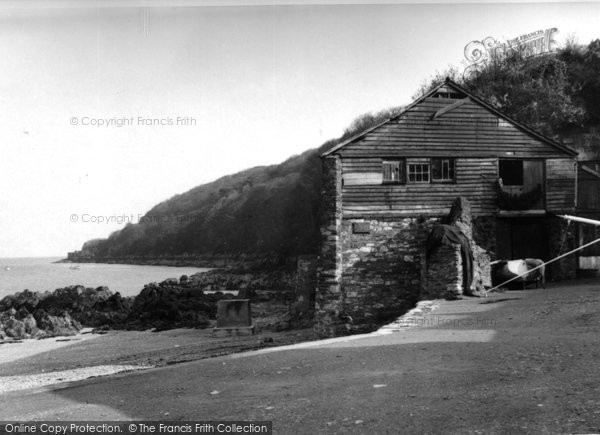 Photo of Cawsand, c1955, ref. c53018