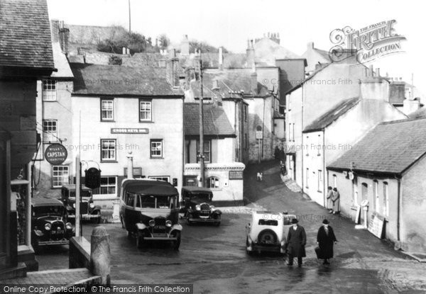 Photo of Cawsand, Cawsand Square 1949