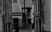 Cawsand, Garrett Street c.1955