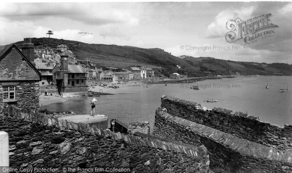 Photo of Cawsand, General View c.1955