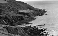 Cawsand, Rame Head c.1955