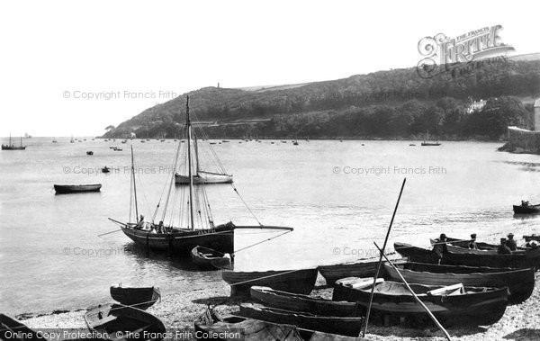 Photo of Cawsand, The Bay 1890