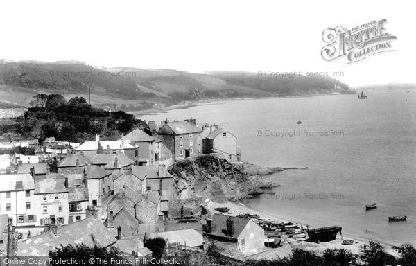 Photo of Cawsand, The Bay 1904