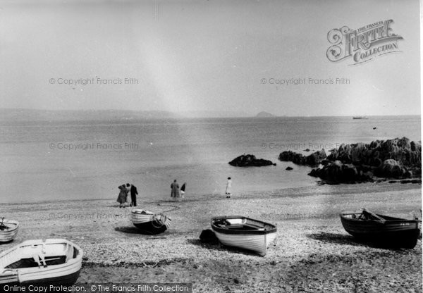 Photo of Cawsand, The Bay 1949
