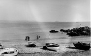 Cawsand, The Bay 1949