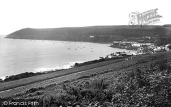 Cawsand, The Bay And Penlee Point 1925