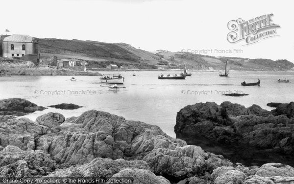 Photo of Cawsand, The Bay c.1955