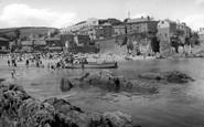 Cawsand, The Beach 1955