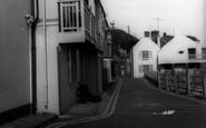 Cawsand, The Devonport Inn c.1955