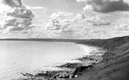 Cawsand, Whitesand Bay c.1955