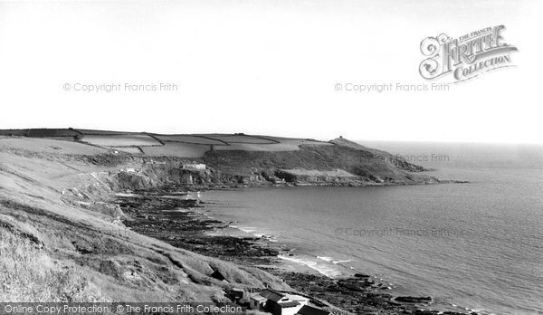 Photo of Cawsand, Whitsand Bay And Rame Head c.1955