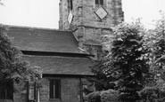 Cawthorne, All Saints Church c.1955