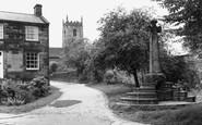 Cawthorne, All Saints Church c.1960