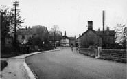 Cawthorne, Church Street c.1955