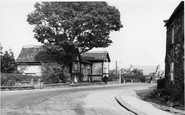 Cawthorne, Holmfirth Cross Roads c.1955