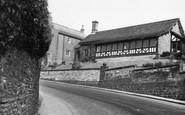 Cawthorne, Holmfirth Road c.1955
