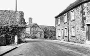 Cawthorne, The Village c.1955