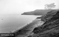Cayton Bay, c.1960