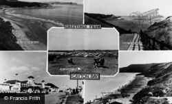 Composite c.1960, Cayton Bay