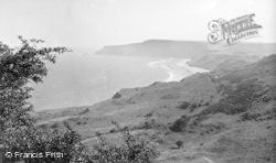 The View From Osgodby c.1960, Cayton Bay