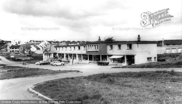 Cefn Glas, Shopping Centre c1960